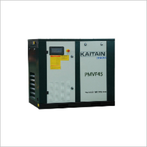 Permanent Magnet Variable Speed Screw Air Compressors