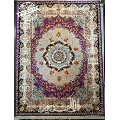Finely Hand Woven Carpet