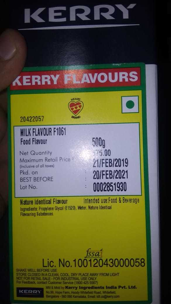Food Essence Flavours