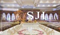 Mughal Theme Wedding stage
