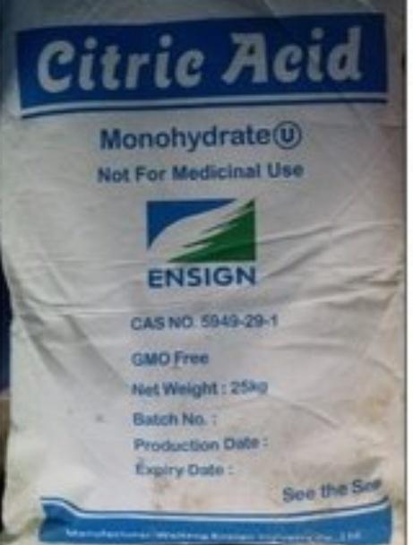 Food Chemical Powder