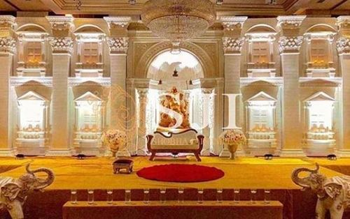 Grand Wedding & Reception Stages
