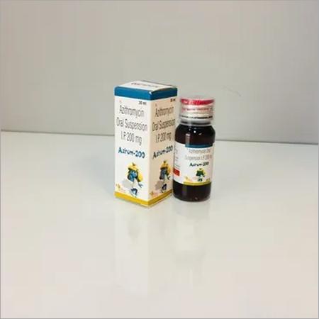 Azithromycin 200mg/5 ml