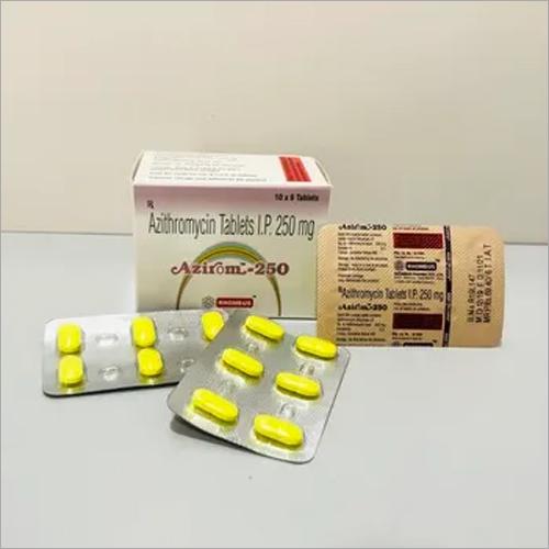 Azithromycin 250mg  tab