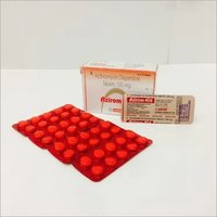Azithromycin- 100mg Dispersible Tab.