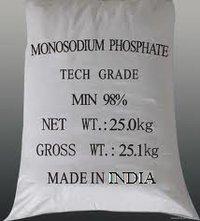 Mono Sodium Phosphate Powder Anhydrous Powder