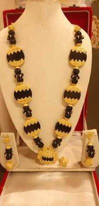 Antique Long Necklace