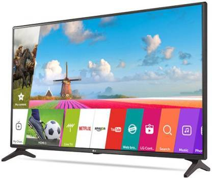 LG Smart 108cm (43 Inch) Full HD LED Smart TV