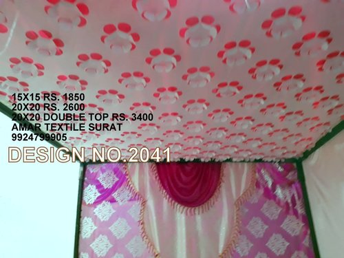 Ceiling for Tent