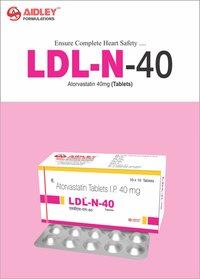 LDL-N-40 (Tablet)