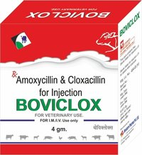 Amoxycillin Cloxacillin Injection For Veterinary Use Only