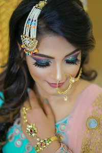 Reception Makeup