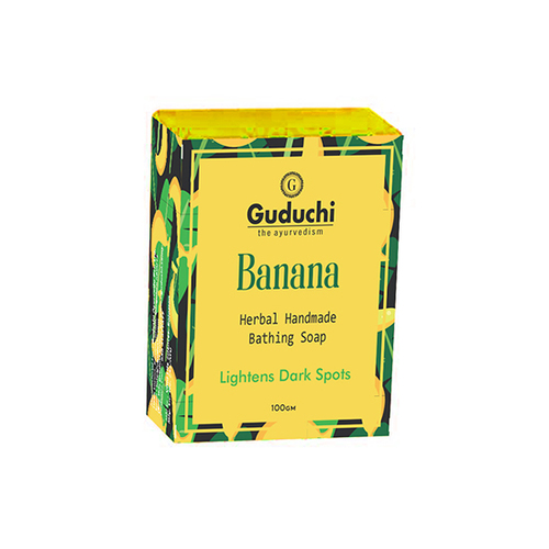 Banana Herbal Handmade Soap