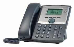 SPA504 4 Line IP Phone With Display, PoE and PC Por