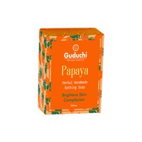 Papaya Herbal Handmade Soap