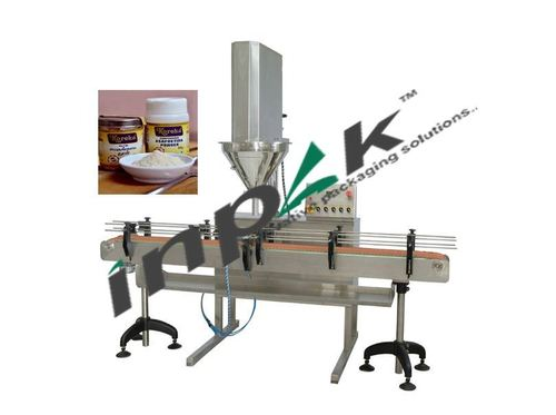 Asfoetida powder filling machine