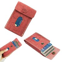 Leather Visiting Card Case