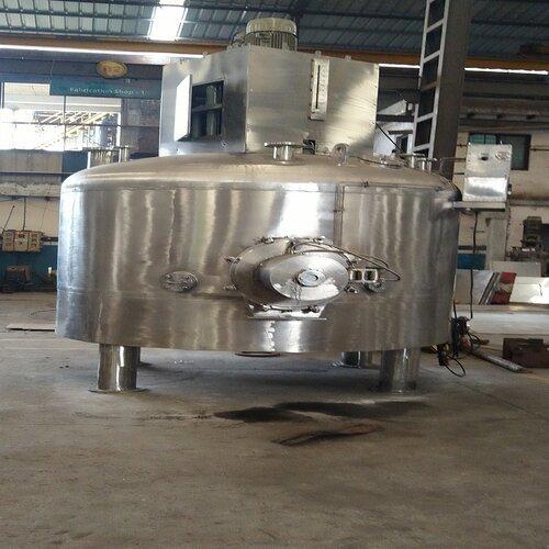 Agitated Nutsche Filter Dryer ( ANFD )
