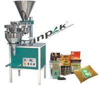 flakes packaging machine