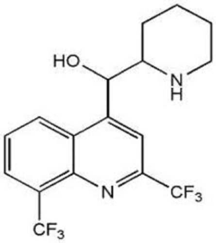 Mefloquine pharmaceutical raw material