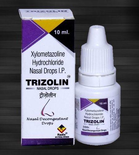 Xylometazoline 0.1%