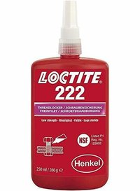 Food Grade NSF Loctite Thread Locker 222 (50ml)
