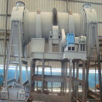 Gasifier and Drum Dryer