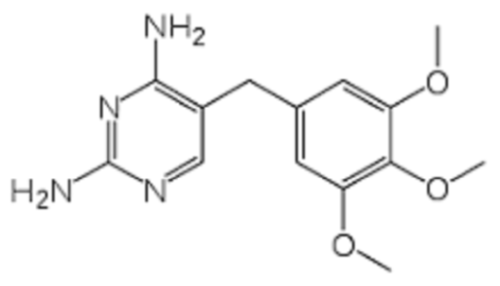 Trimethoprim pharmaceutical raw material