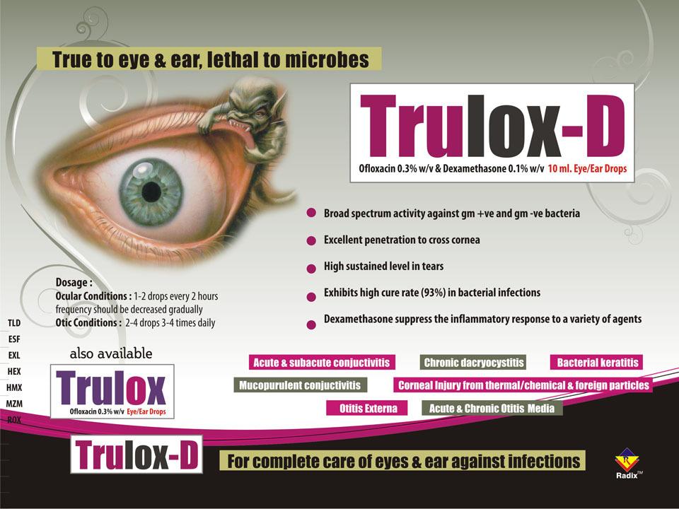 Ofloxacin 0.3 %