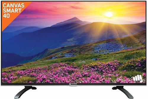 Micromax 101cm (40 Inch) Full HD LED Smart TV
