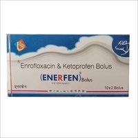 Enrofloxacin Ketoprofen Bolus