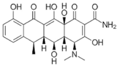 Doxycycline pharmaceutical raw material