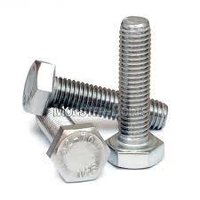 HEX Screws Stainless Steel DIN 933