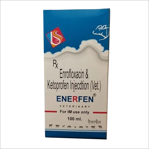 Enrofloxacin Ketoprofen Injection