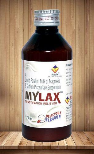 Liquid Paraffin 1.25 ml, Milk of Magnesia 3.75 ml & Sodium Picosulfate 3.33 mg/5ml
