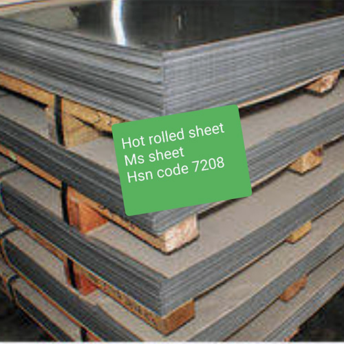 Hot Rolled Sheet, MS Sheet