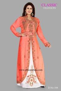 Party Wear Moroccan Kaftan