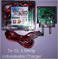 TX-13 UNBREAKABLE CHARGER 2 USB WITH CABLE