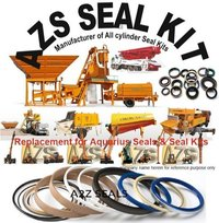Aquarius Seal Kit, Oil Seals, Pump Seal, O Rings Box & Kit