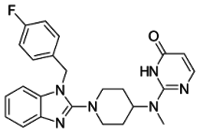 Mizolastine pharmaceutical raw material