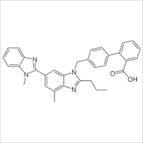 Telmisartan pharmaceutical raw material