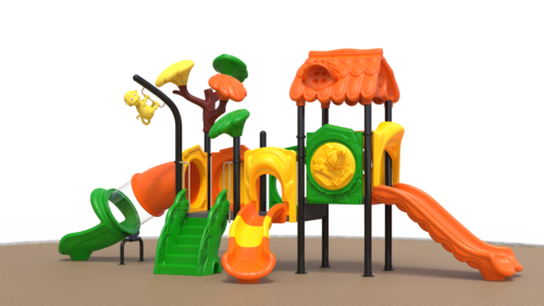 Jungle Slide Kids indoor playground