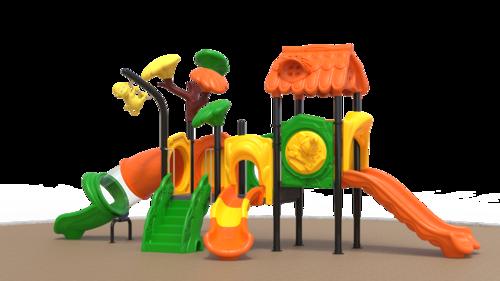 Jungle Slide Kids indoor playground