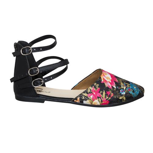 Ladies Mule Loafer Shoe