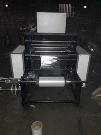 Automatic Aluminium Foil Rewinding Machine