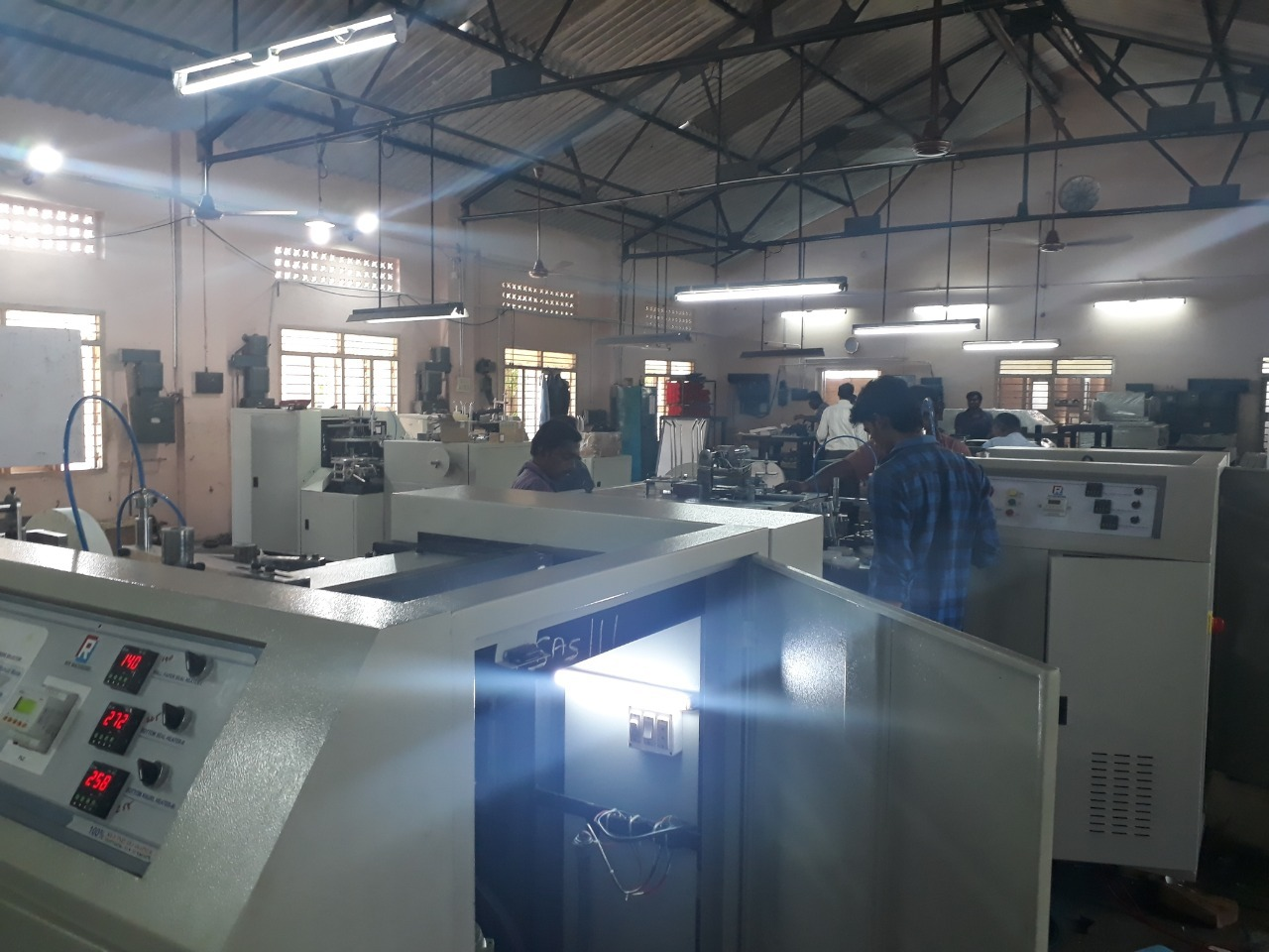 50  to 60 Cusp-Min  Automatic Paper Cup Making Machine