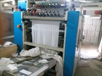 Automatic Box Drawing Face Tissue Making Machine