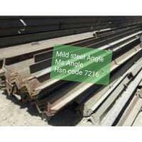 Mild Steel Angle, MS Angle