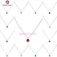 Labradorite 925 Silver Chain Necklace