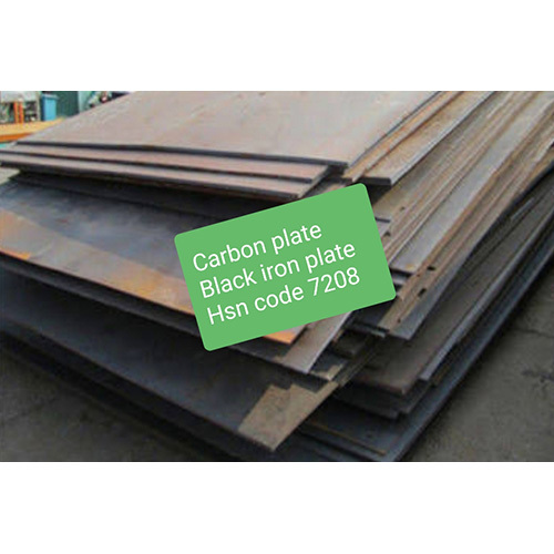 Carbon Plate Black Iron Plate